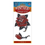 Tinsley Rose Vintage Klebe-Tattoo
