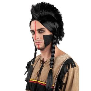 Boland Irokesen Indianer Perücke