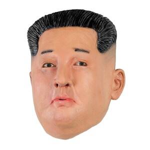 Kim Yong-un Politikermaske