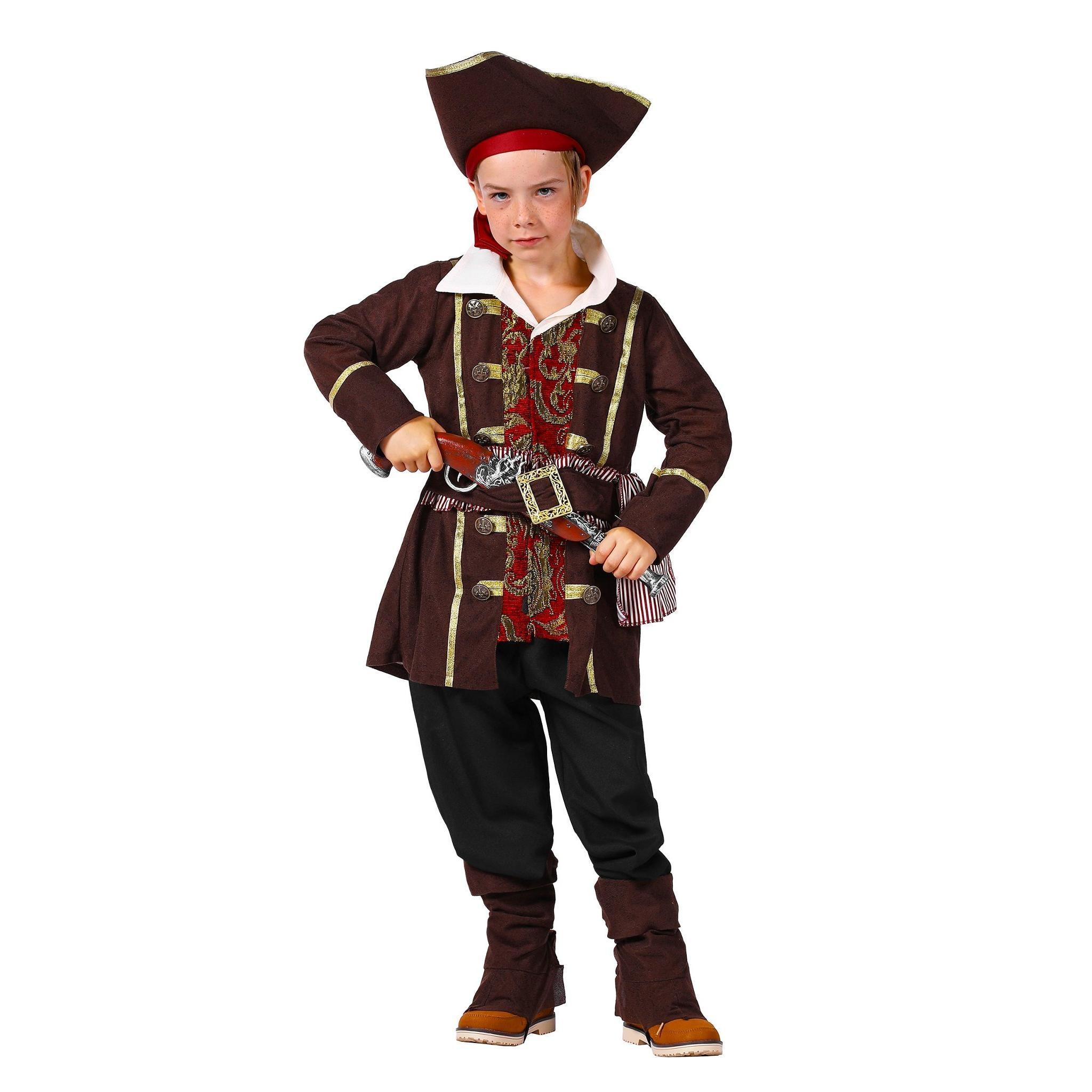 Thetru Piratenprinz Kinderkostüm