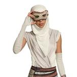 Rubies Star Wars 7 Rey Maske und Kapuze