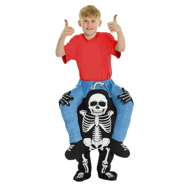 Morphsuits Carry Me Kinderkostüm Skelett