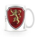 Game of Thrones - Tasse Lannister Wappen