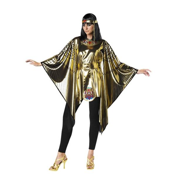 In Character Göttin vom Nil Poncho Kostüm