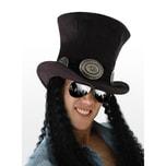 Elope Hardrock Hut mit Haarteil