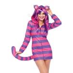 Leg Avenue Grinsekatze Hoodie Dress