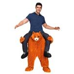 Fun World Carry Me Kostüm Teddy