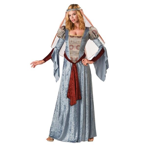 In Character Maid Marian Kostüm
