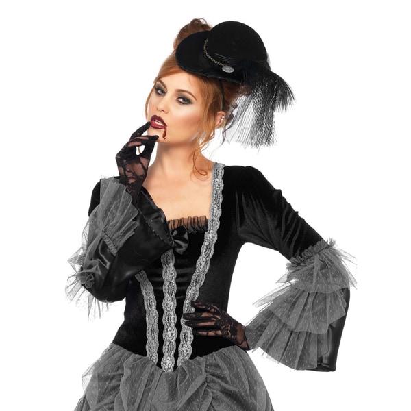 Leg Avenue Viktorianische Vampirin Kostüm