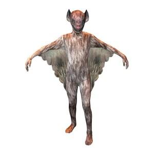 Morphsuits Morphsuit Kinder Fledermaus Ganzkörperkostüm