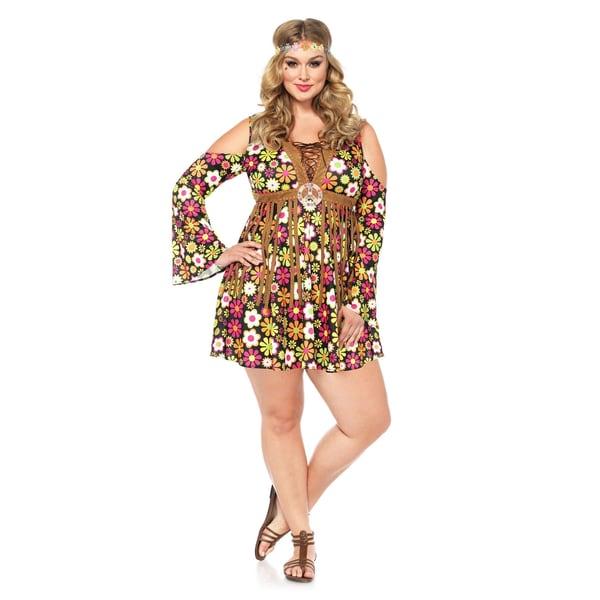 Leg Avenue Flower Power XXL Kostüm