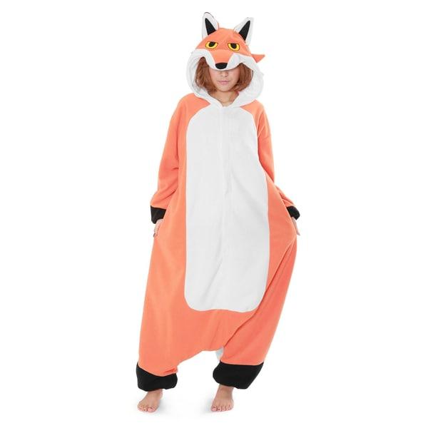 Fuchs Kigurumi Kostüm