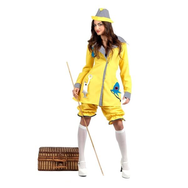 Limit Sport Fischerin Kostüm