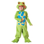 In Character Frosch Kinderkostüm