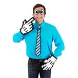 Elope Pixel Krawatte