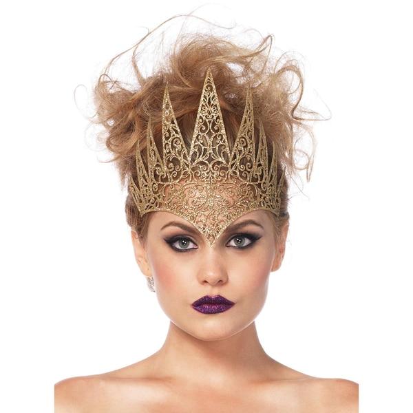 Leg Avenue Böse Königin Krone gold