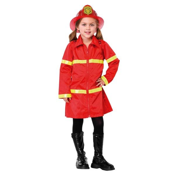 Leg Avenue Feuerwehr Girl Kinderkostüm