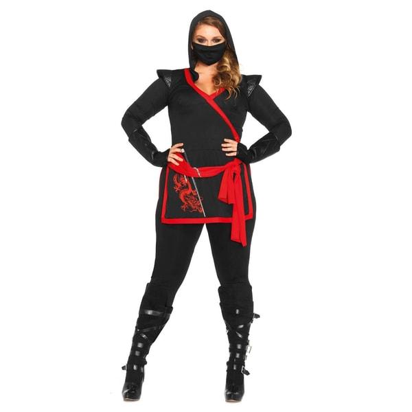 Leg Avenue Assassinin XXL Kostüm