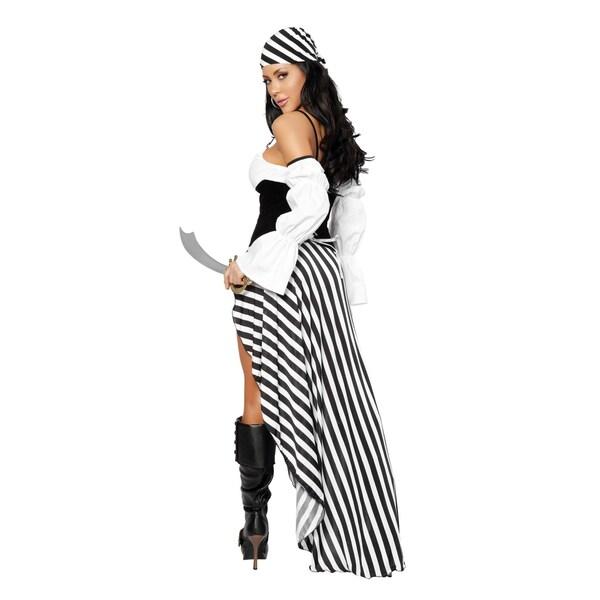 Roma Costumes Sexy Piraten Dirne Kostüm