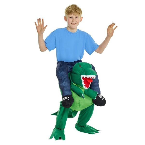 Morphsuits Carry Me Kinderkostüm T-Rex