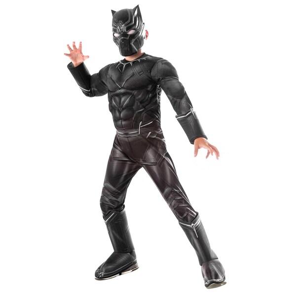 Rubies Black Panther Kinderkostüm