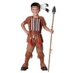In Character Mutiger Indianer Kinderkostüm