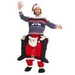 Morphsuits Carry Me Kostüm Santa