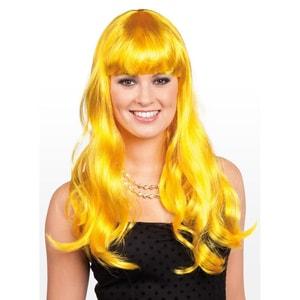 Boland Lange Haare gelb Perücke