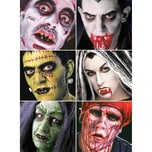 Fun World Horror Make-up Set Make-up
