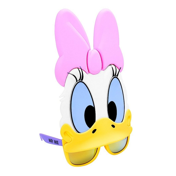 Sun Staches Daisy Duck Partybrille