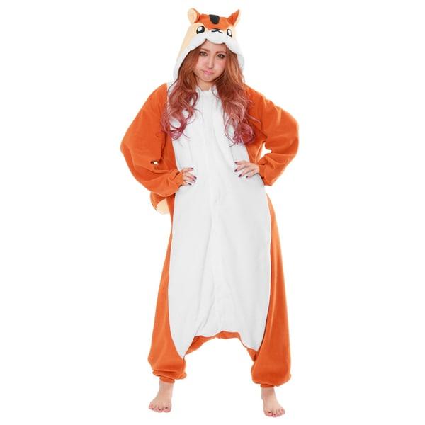 Chipmunk Kigurumi Kostüm