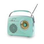 EASYmaxx Retro-Radio - mint