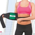 VITALmaxx Rückenstützgürtel Biofeedback, schwarz/grün