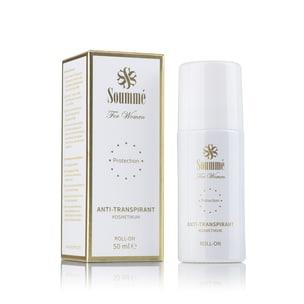 Soummé Protection - Anti-Transpirant Kosmetikum - For Women - Roll-On 50 ml