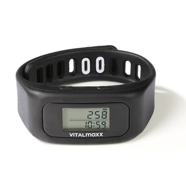 VITALmaxx Fitness-Armband 3V in Schwarz