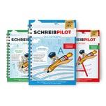 Schreibpilot Heft Buchstaben, Zahlen & Wörter mit Bleistift/Radiergummi - DIN-A4