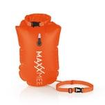 MAXXMEE Schwimmboje mit 10 l Trockenkammer 37,5 x 72 cm orange