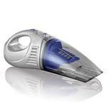 CLEANmaxx Akku-Handstaubsauger 2in1 4,8V - Blau/Silber