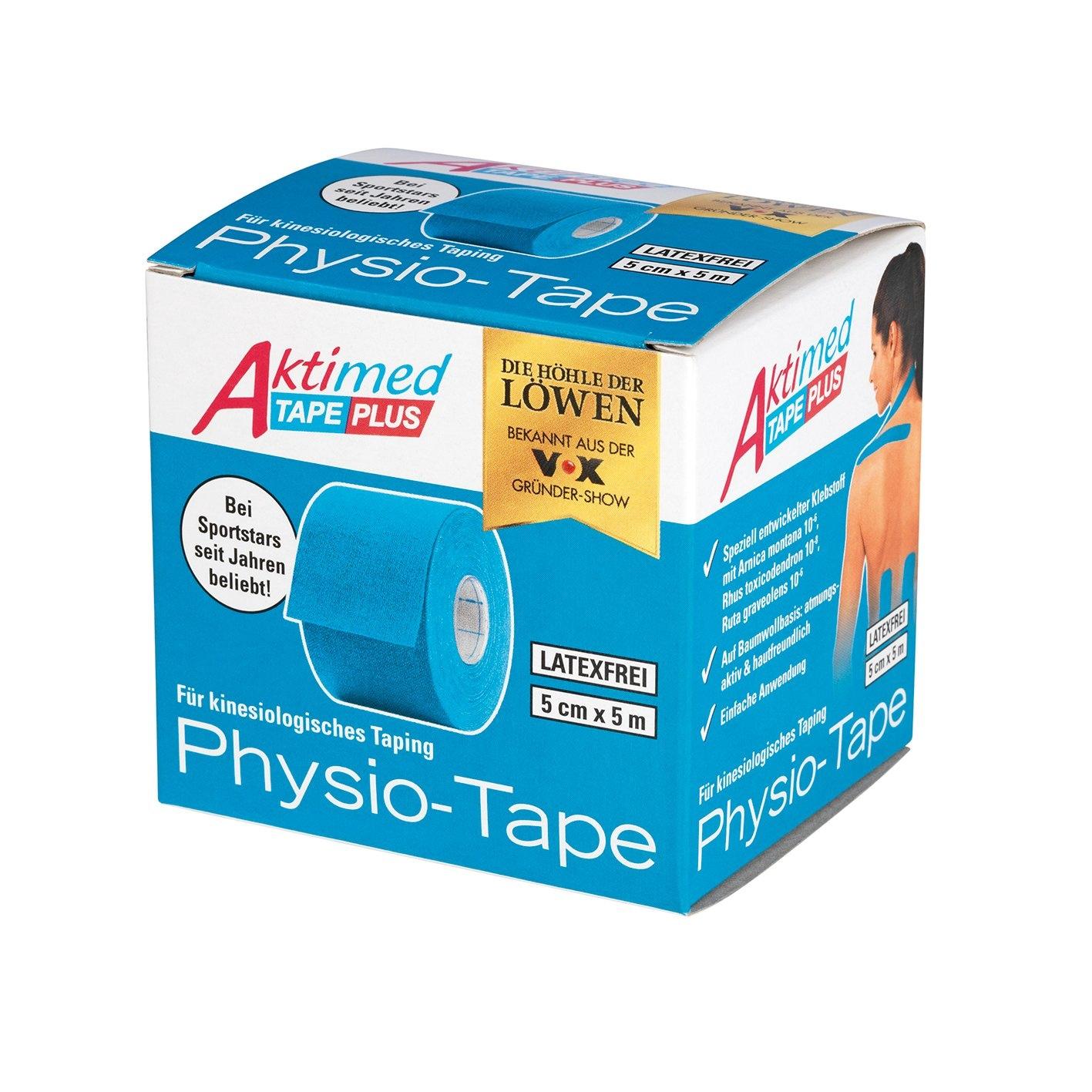 Aktimed Tape Plus 5m hellblau