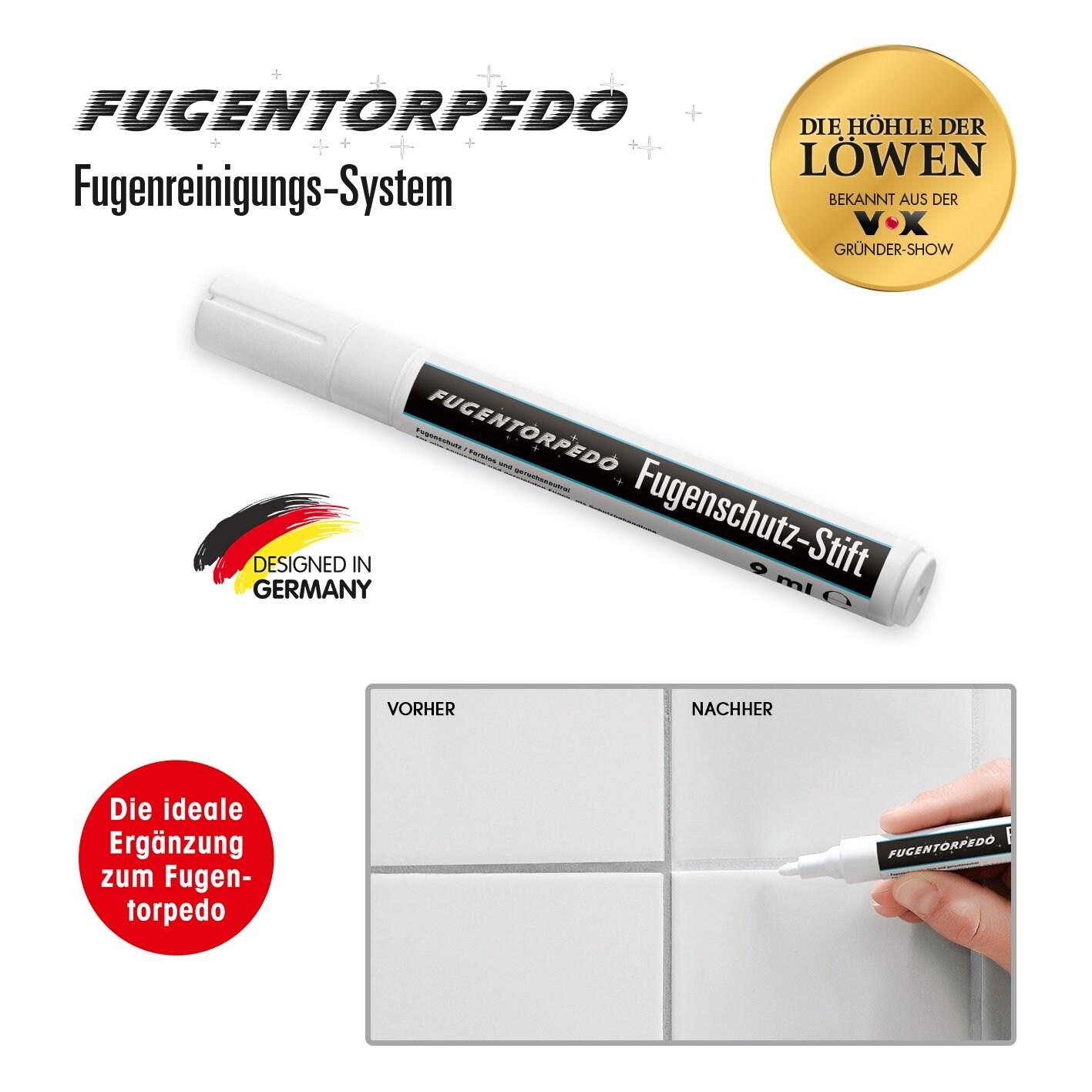 Fugentorpedo Fugenschutzstift 9ml Schutzflüssigkeit Bei Rewe Online