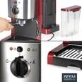 Beem Espresso Perfect 15bar Siebträgermaschine mit Milchaufschäumer