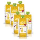 Hilli Fruits BIO-Fruchtpüree 100 % Ananas 6x 300g