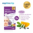 aspUraclip Mini-Inhalator 3x relax