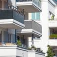 PRIMA GARDEN Balkon- Sicht- und Windschutz 500 x 90 cm, anthrazit