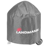 LANDMANN Wetterschutzhaube Premium - 90x70x70 cm - grau