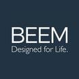 Beem Pour Over Kaffeekaraffe mit Permanentfilter 3-teilig