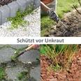 PRIMA GARDEN Garten-Unkrautvlies 1 x 50 m - 50 g/m²