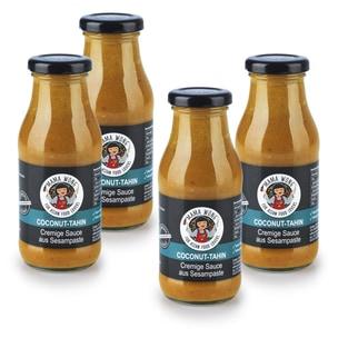 Mama Wong Sauce Coconut-Tahin 4er-Set