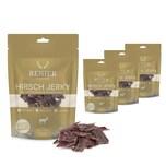 Renjer Trockenfleisch Hirsch 4x25g