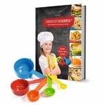 Kinderleichte Becherküche - 5 Messbecher + Rezeptbuch Band 3
